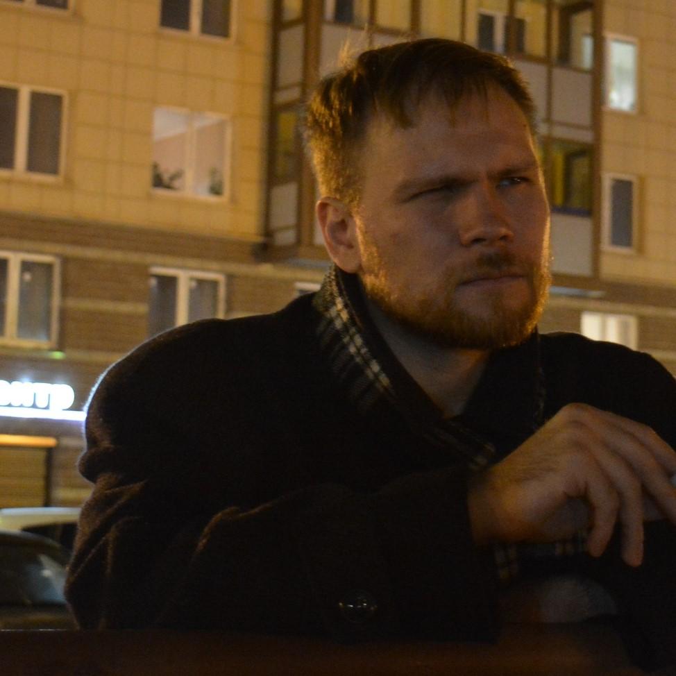 Кураторы 8 Школы: Бекреев Андрей Дмитриевич