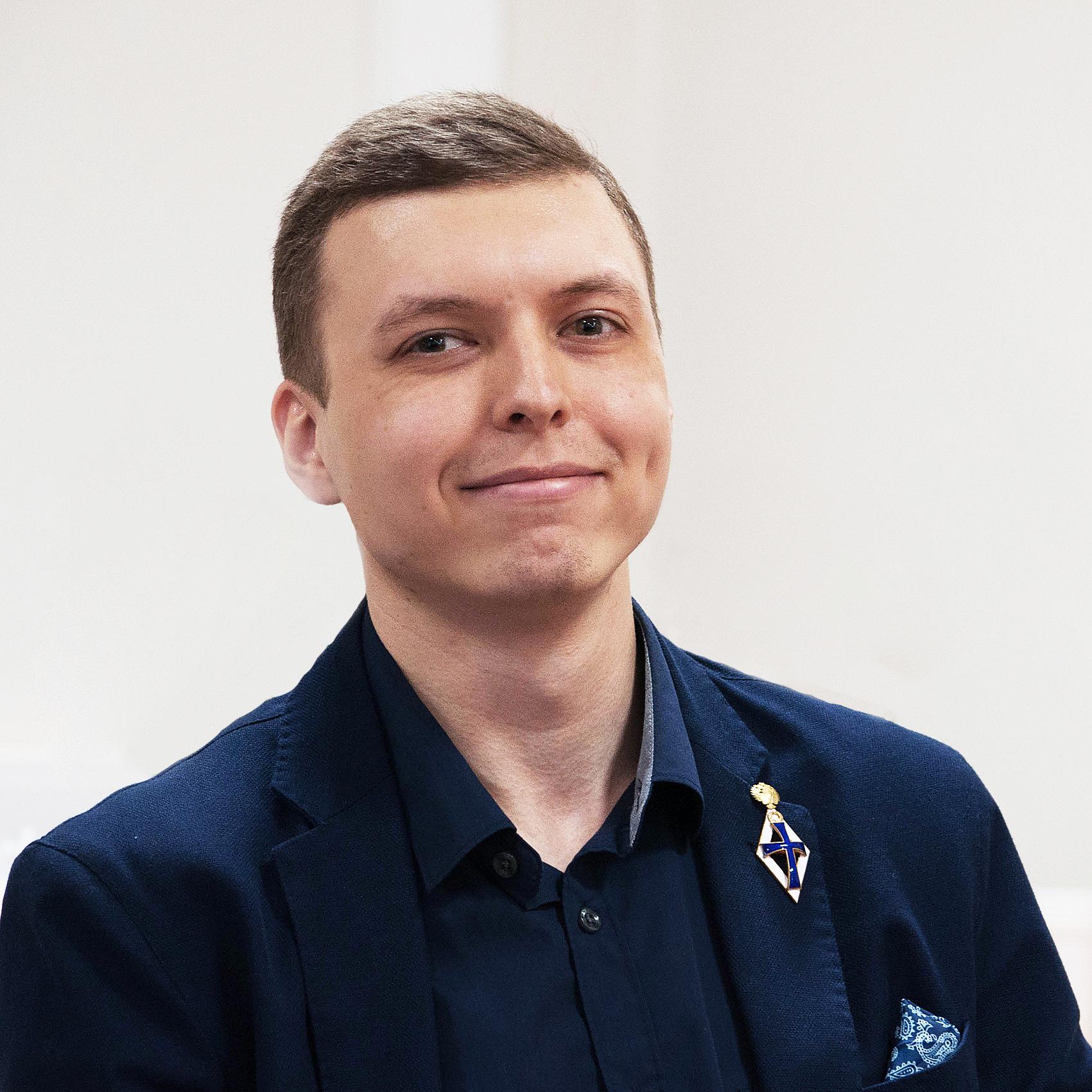 Лекторы 9 Школы — Сергеев  Василий Сергеевич